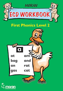 ECD Workbook First Phonics Level 2