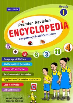 Queenex Premier Revision Encyclopeadia Grade 1