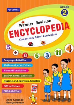 Queenex Premier Revision Encyclopeadia Grade 2