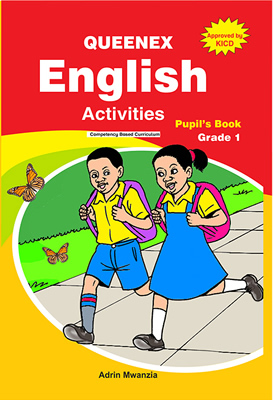 Queenex English Activities Pupil's Book