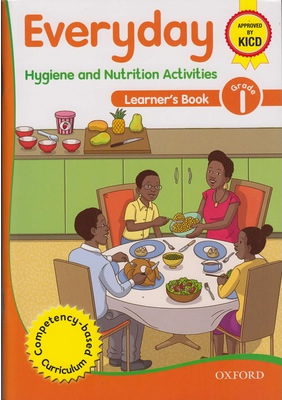 Everyday Hygiene & Nutrition Activities grade 1