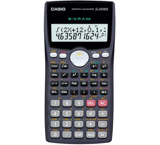 Calculator Casio FX 100ms