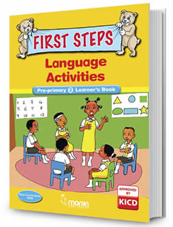 First Steps Language Activities PP2
