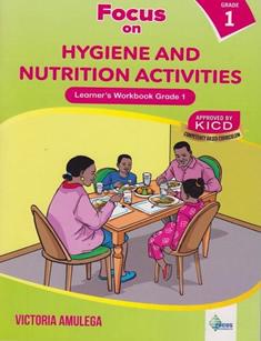 Focus Hygiene & Nutrition Activites Grade 1