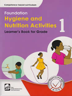 JKF Foundation Hygiene & Nutrition Activites Grade 1