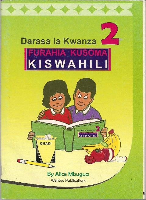 Furahia Kusoma Kiswahili 2