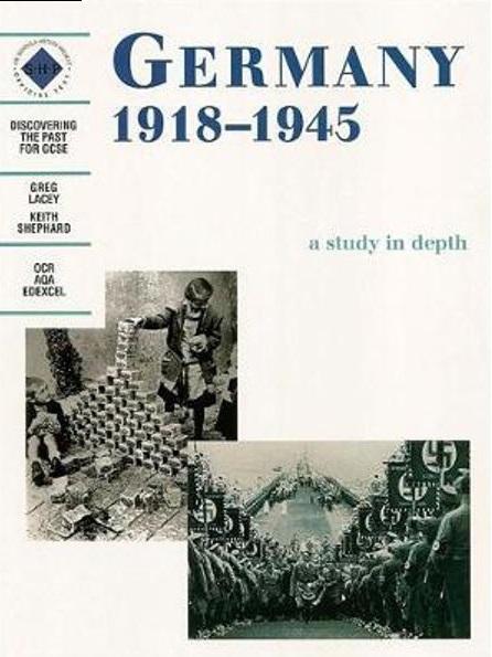 Germany 1918-1945: A depth study
