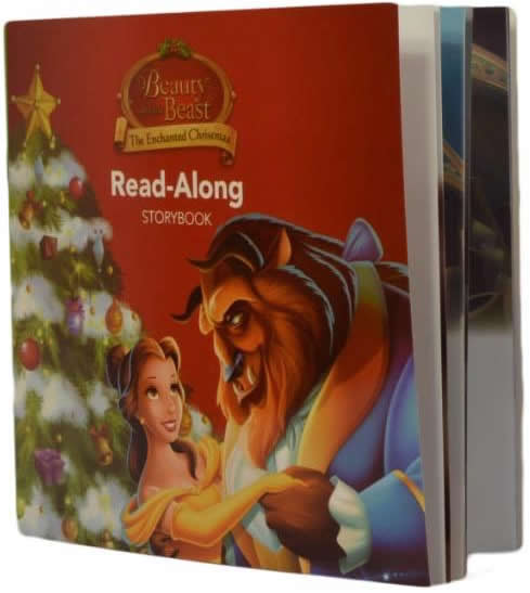 Beauty And  Beast Read-Along Storybook
