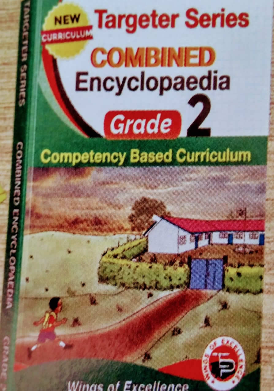 targeter combined encyclopedia grade 2