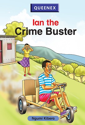 Ian the Crime Buster