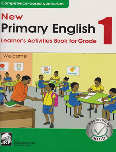 JKF New Primary English Grade 1