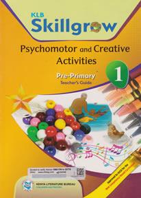 KLB Skillgrow Psychomotor Activities PP1