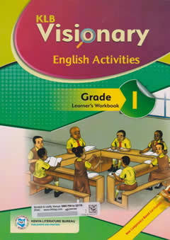 KLB Visionary English Activities Grade1