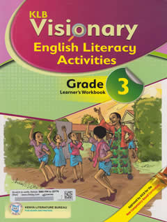 KLB Visionary English Literacy Activities Grade 3