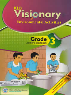 KLB Visionary Environmental Activities Grade 3