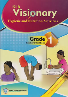 KLB Visionary Hygiene and Nutrition Grade 1