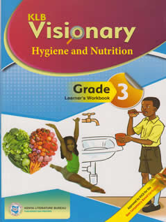 KLB Visionary Hygiene and Nutrition Grade 3
