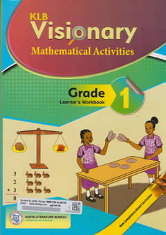 KLB Visionary Mathematical Activities Grade 1
