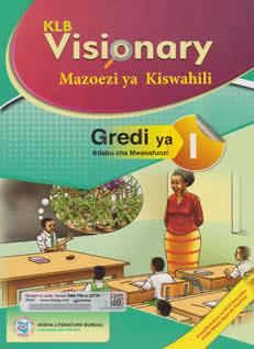 KLB Visionary Kiswahili Grade 1