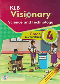 KLB Visionary Science and Technology Grade 4