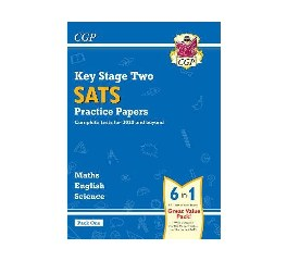 KS2 Complete SATS Practice Papers Pack 1