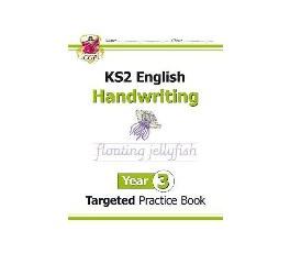 KS2 English Targeted Practice Book Handwriting  Year 3