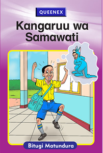 Kangaruu wa Samawati