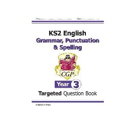 Key Stage 2 English Targeted Question Book - Year 3