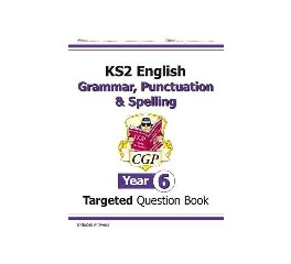 Key Stage 2 English Targeted Question Book - Year 6