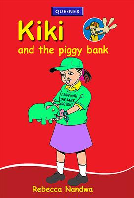 Kiki And The Piggy Bank