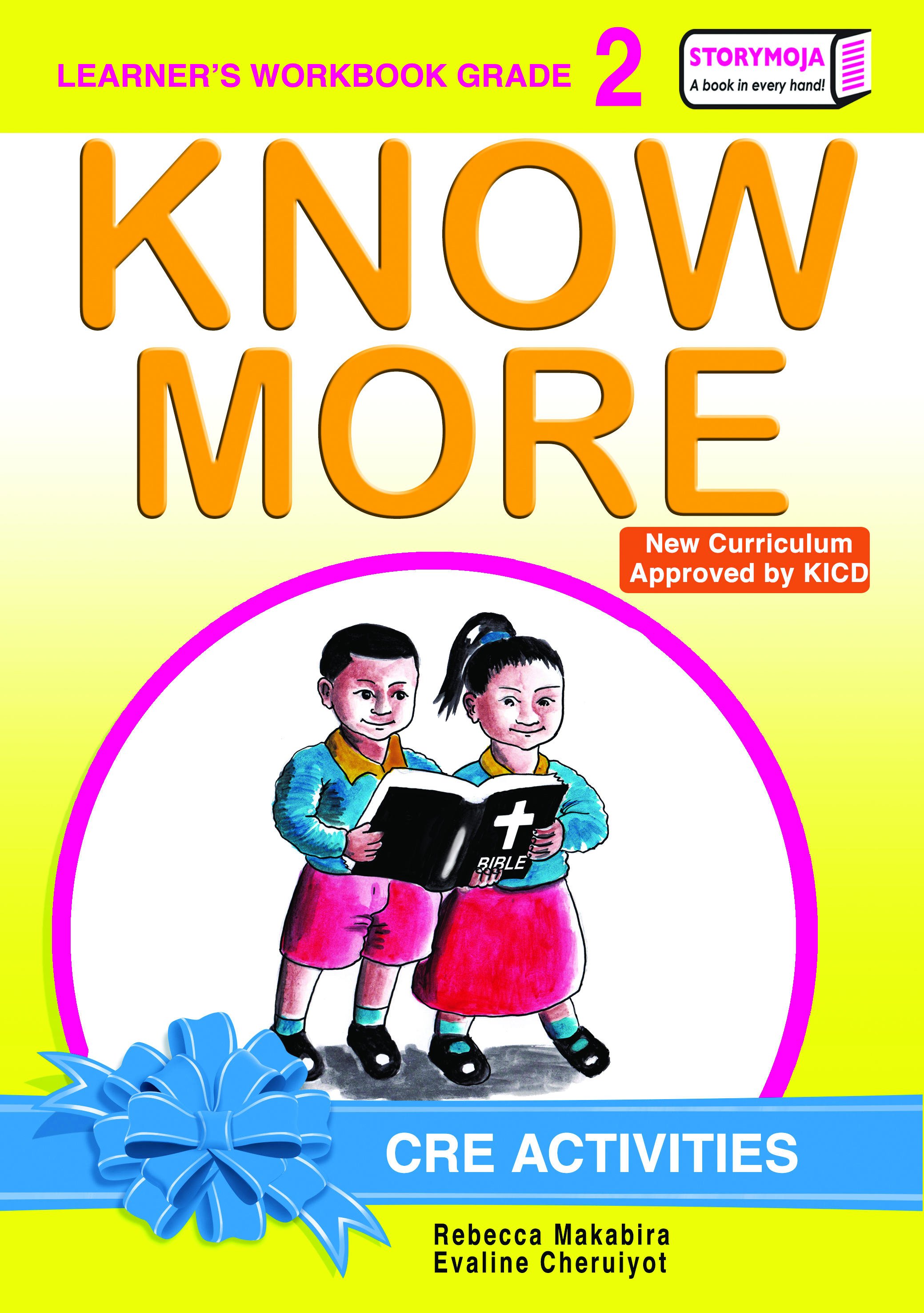Storymoja Know More Hygiene & Nutrition Activities Grade2