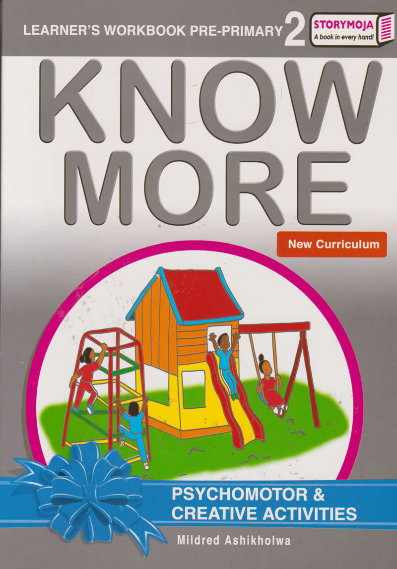 Know More Psychomotor and Creative Activities storymoja PP2