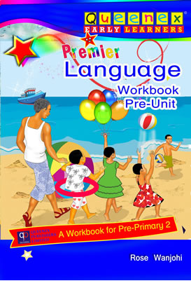 Language Activities WorkBook - PP2