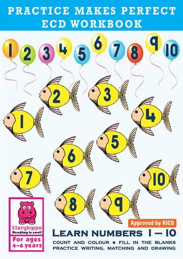 Storymoja Learn Numbers 1-10
