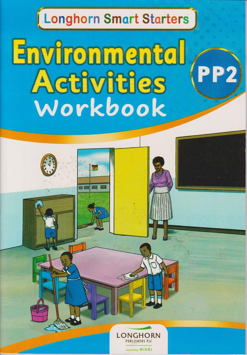 Longhorn Environmental Smart Starters PP2 Workbook