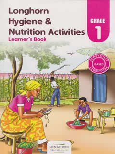 Longhorn Hygiene & Nutrition Activities Grade 1