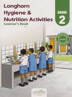 Longhorn Hygiene & Nutrition Activities Grade 2