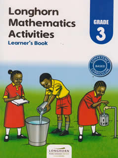 Longhorn Mathematics Activities Grade 3