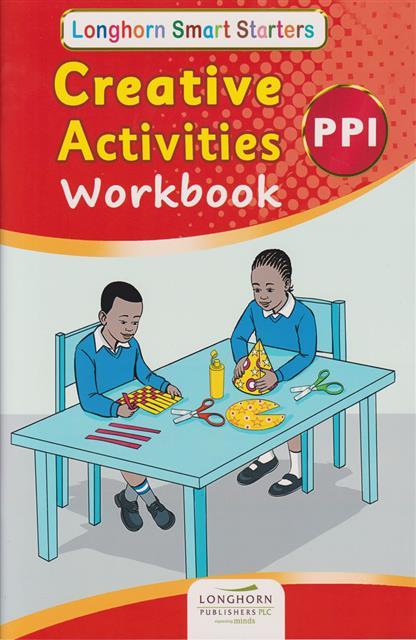 Longhorn SmartStarters PP1 Creative Activities