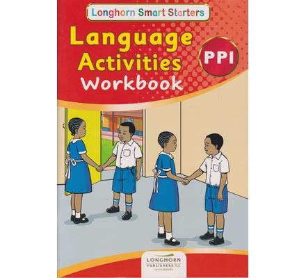 Longhorn SmartStarters PP1 Language Activities