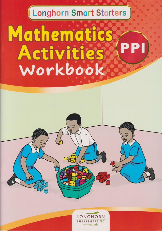 Longhorn SmartStarters PP1 Mathematics Activities