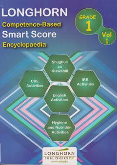 Longhorn Smart Score Encyclopaedia Grade1 Vol 1
