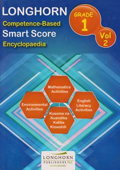 Longhorn Smart Score Encyclopaedia Grade1 Vol 2