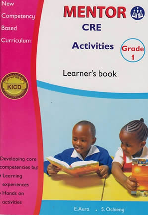Mentor CRE activities Grade1