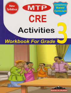 MTP CRE Activities workbook for Grade 3