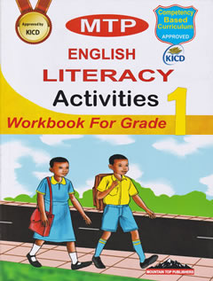 MTP English Literacy Activities Grade 1