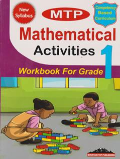 MTP Mathematical Activities Grade 1