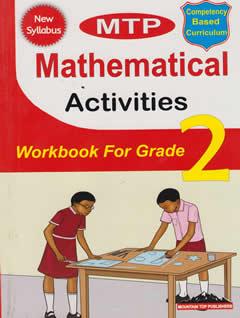 MTP Mathematical Activities Workbook Grade 2