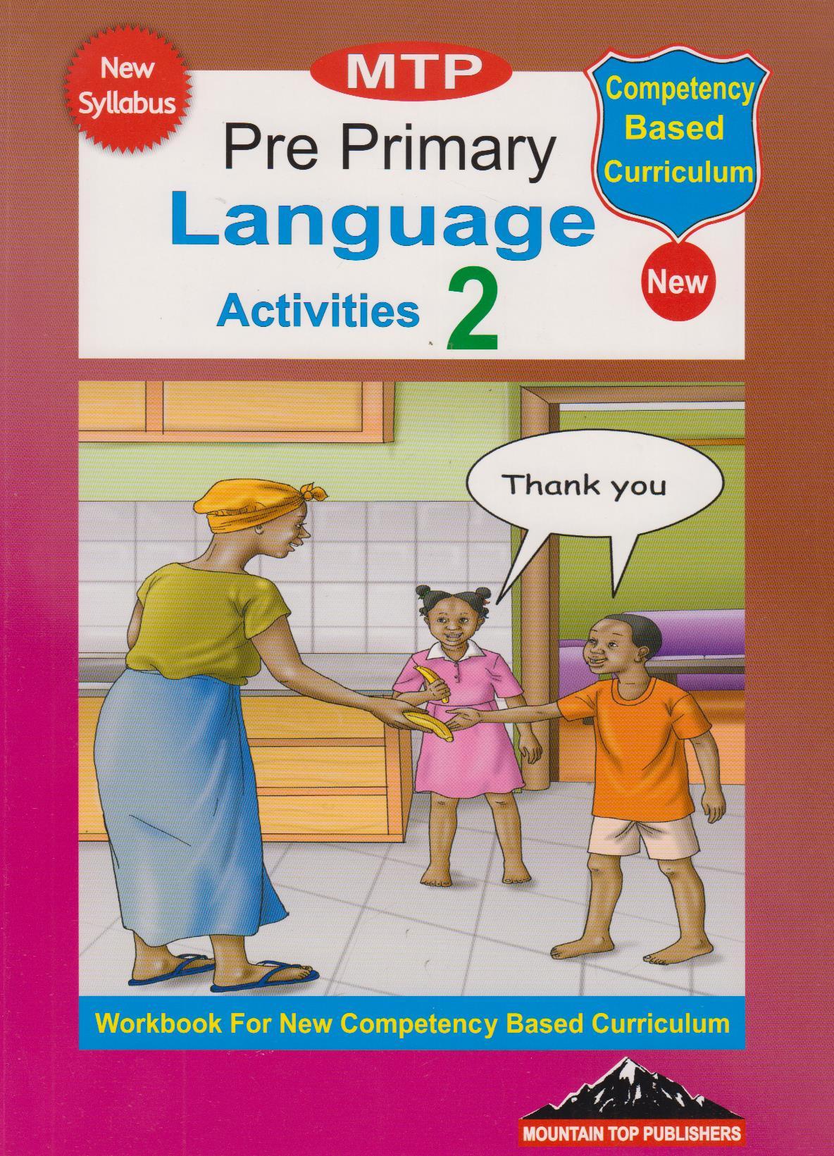 MTP Language Activities pp2