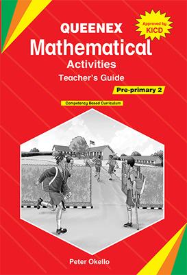 Mathematics Activities Teacher's Guide - PP2